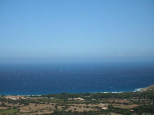 Haus in Aregno für  4 •   Aussicht aufs Meer