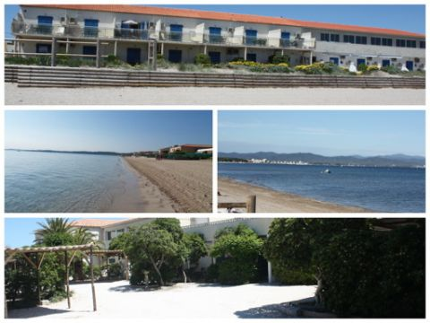 Studio in Hyeres - Vacation, holiday rental ad # 41902 Picture #4