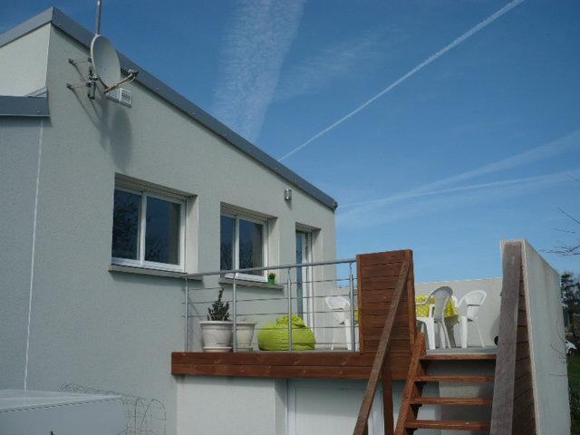 Appartement Blainville Sur Mer - 4 personnes - location vacances  n°41917