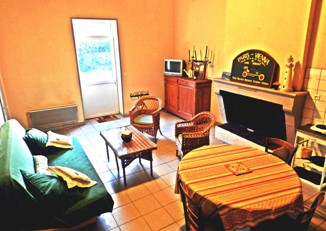 Gite 5 personnes Langon - location vacances  n°41960