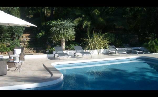 Location es canar vacances gite partir de 250 semaine - Superbe residence privee house in rubi en espagne ...