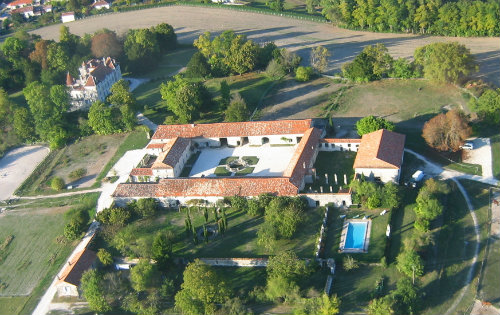 Gite Verteillac - 18 personnes - location vacances  n°41966
