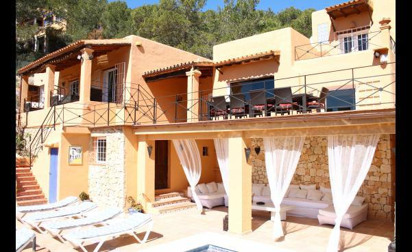 Huis Ibiza  - 10 personen - Vakantiewoning  no 41971