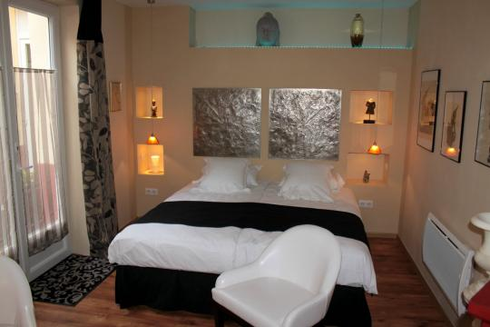 Bed and Breakfast Saint Quentin - 12 personen - Vakantiewoning  no 41979