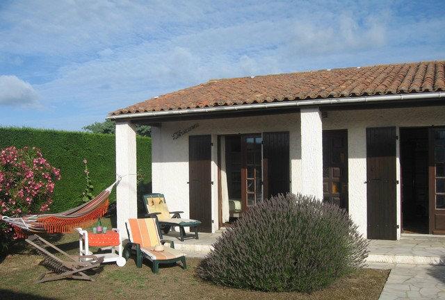 Maison 6 personnes Saint-denis D'oléron - location vacances