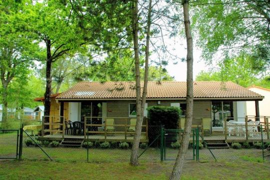 Chalet Hourtin - 5 people - holiday home  #41999