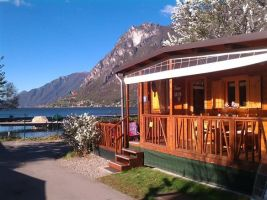 Chalet in Porlezza for   5 •   with shared pool