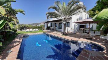 Maison Estepona - 8 personnes - location vacances