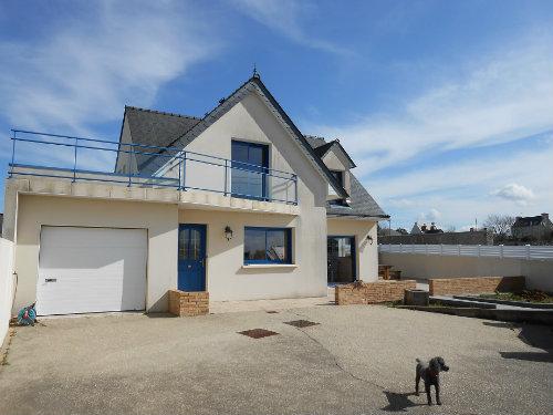 Maison Ploudalmezeau - 10 personnes - location vacances  n°42029