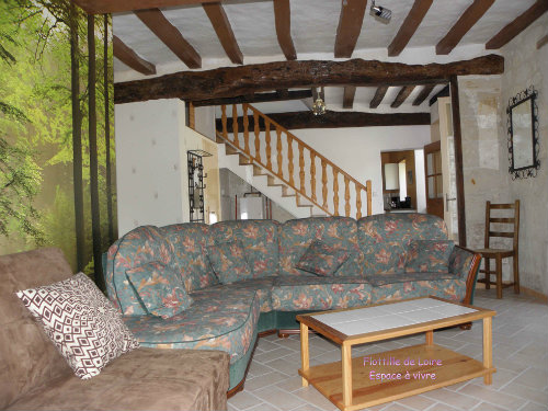 Gite Chouzé Sur Loire - 8 people - holiday home  #42064