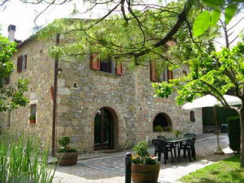 House in San Gimignano - Vacation, holiday rental ad # 42073 Picture #1