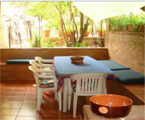 Maison à Palermo pour  6 •   jardin   n°42078