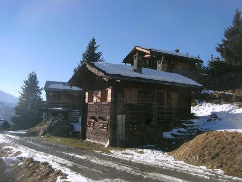 Chalet Sarreyer - 6 Personen - Ferienwohnung N°42122