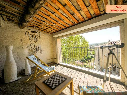 Maison Forcalquier - 8 personnes - location vacances  n°42139
