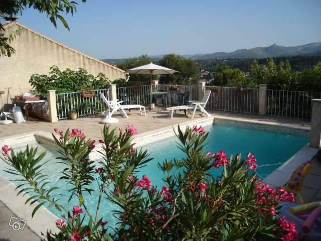 Maison La Penne Sur Huveaune - 10 personnes - location vacances  n°42155