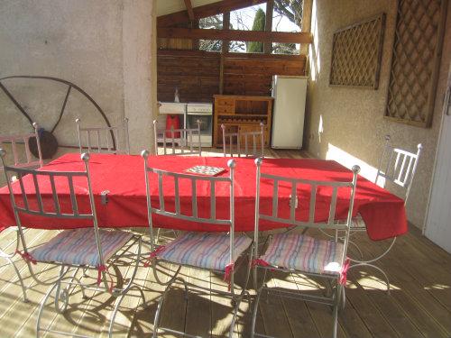 Maison Cabannes - 8 personnes - location vacances  n°42206