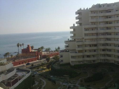 Benalmadena-costa -    Aussicht aufs Meer