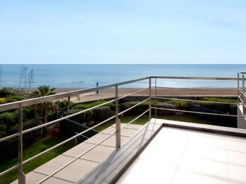 Gava -    Aussicht aufs Meer