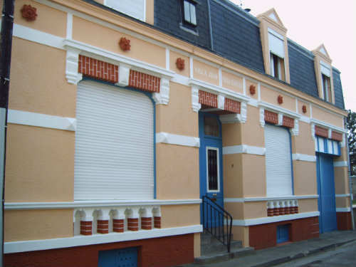 House in Wimereux for   18 •   animals accepted (dog, pet...)