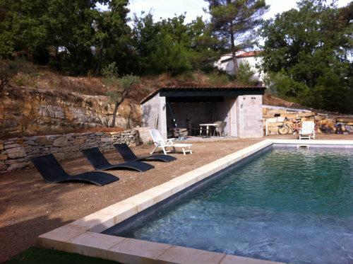 Huis Belcodène - 5 personen - Vakantiewoning  no 42257