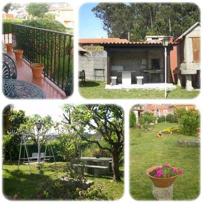 Casa en Sanxenxo para  6 •   con balcón  n°42258
