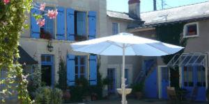 Gite Le Puy Notre Dame - 6 personnes - location vacances  n�42271
