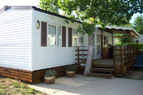 Mobile home in Vias-plage - Vacation, holiday rental ad # 42275 Picture #5