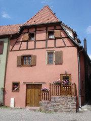 Gite à Hattstatt pour  6 •   2 chambres