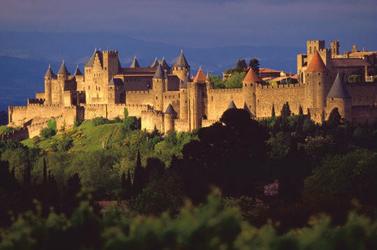 Bed and Breakfast in Carcassonne - Vacation, holiday rental ad # 42318 Picture #9