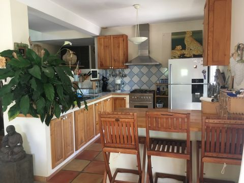 House in Saint cyr sur mer - Vacation, holiday rental ad # 42321 Picture #4