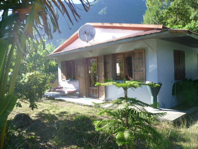 Maison Salazie - 4 personnes - location vacances  n°42331
