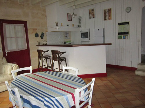 House in Jonzac - Vacation, holiday rental ad # 42373 Picture #1