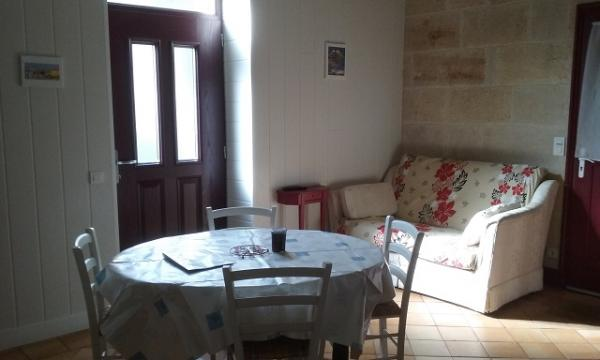 House in Jonzac - Vacation, holiday rental ad # 42373 Picture #4
