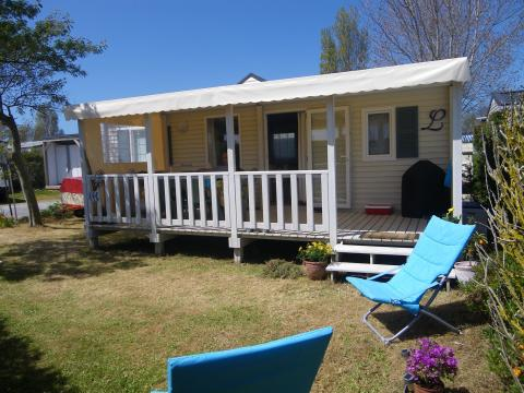 Mobile home St Denis D Oléron - 4 people - holiday home  #42374