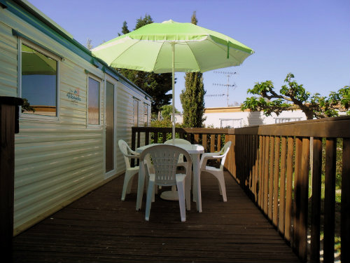 Mobile home in Lattes - Vacation, holiday rental ad # 42382 Picture #11