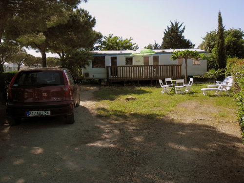 Mobile home in Lattes - Vacation, holiday rental ad # 42382 Picture #4