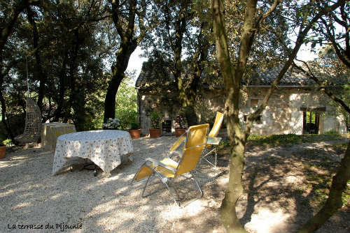 House in MONTSEGUR SUR LAUZON  - Vacation, holiday rental ad # 42396 Picture #1