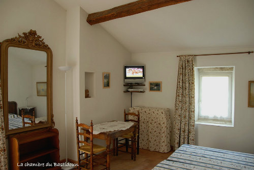 House in MONTSEGUR SUR LAUZON  - Vacation, holiday rental ad # 42396 Picture #4