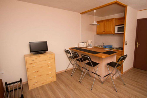 Studio in Val Thorens - Vacation, holiday rental ad # 42399 Picture #1