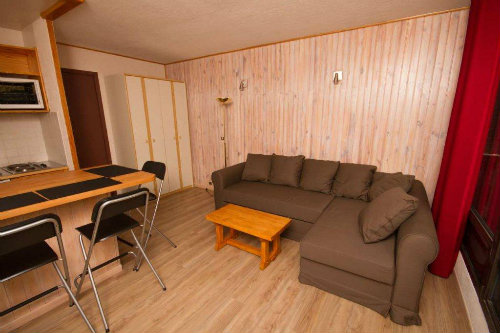 Studio in Val thorens for   4 •   with balcony