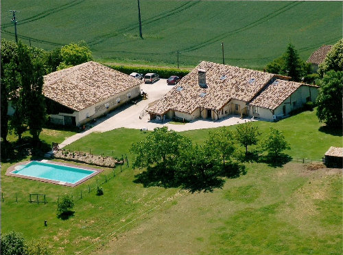 Gite Agnac - 6 personnes - location vacances  n°42441