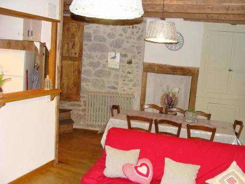 Maison Espeyrac - 8 personnes - location vacances  n°42442