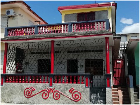 House in Pinar del Rio (chambre 2 climatisée) - Vacation, holiday rental ad # 42445 Picture #1
