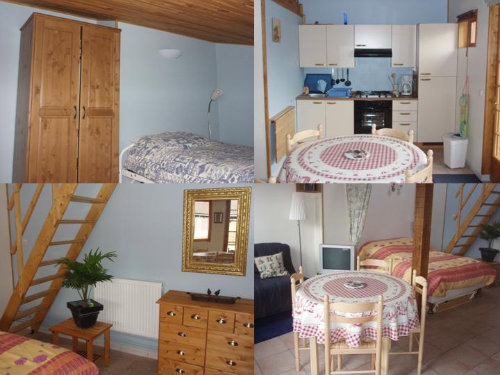 Gite Hergnies - 4 personnes - location vacances  n°42448
