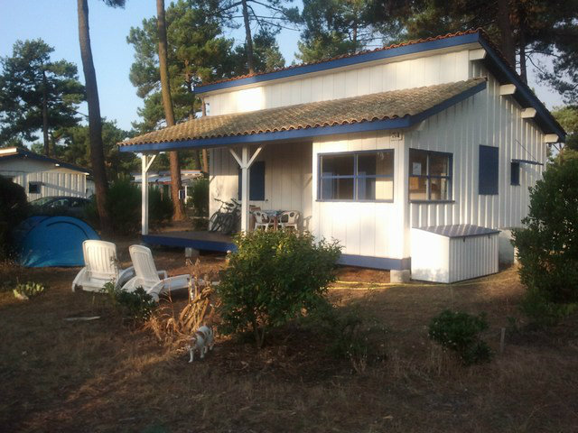 Chalet Montalivet - 5 people - holiday home  #42454