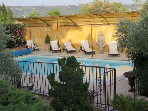 Gite Gargas En Luberon - 2 people - holiday home  #42466