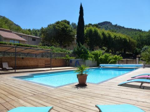 Gite 9 personnes Auriol - location vacances  n°42490