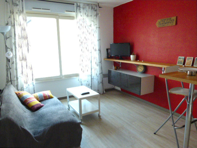 Appartement in Nantes für  2