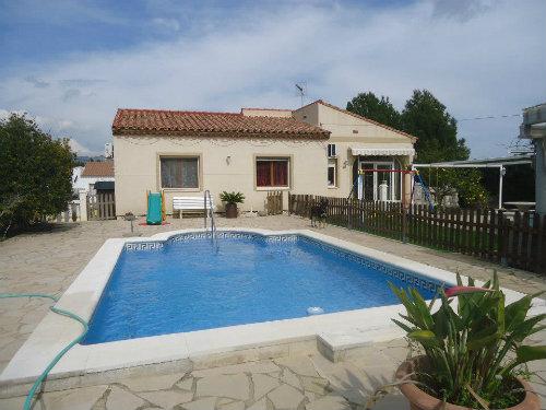 Huis in L'ametlla de mar voor  10 •   4 sterren   no 42510