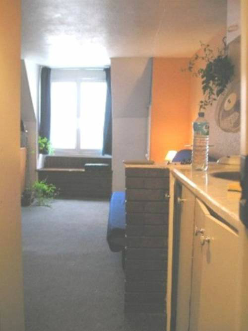 Studio in PARIS - Vacation, holiday rental ad # 42577 Picture #2